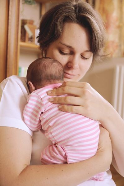 Baby Shiatsu fördert die Entwicklung der Kleinsten