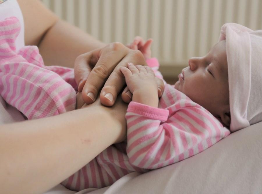 Baby Shiatsu für Babys